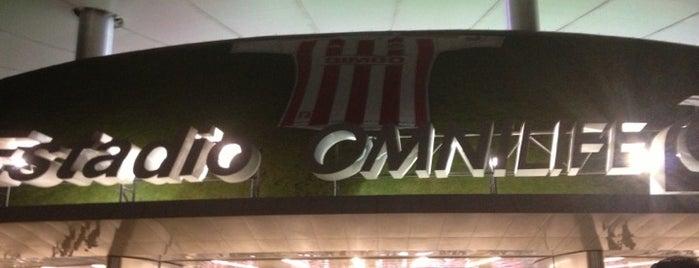 Estadio Akron is one of International Sports~Part 1....