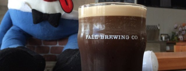 Fall Brewing Co. is one of San Diego.