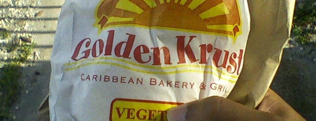 Golden Krust Caribbean Bakery and Grill is one of My Favorite Eating Spots in Broward County.