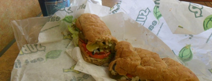 Subway is one of My Favorite Eating Spots in Broward County.