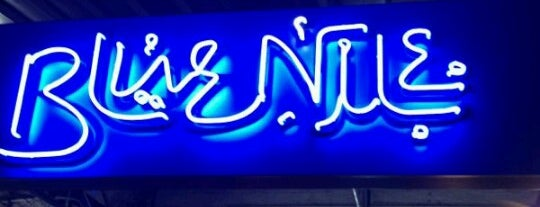 Blue Nile Restaurant is one of indisch.