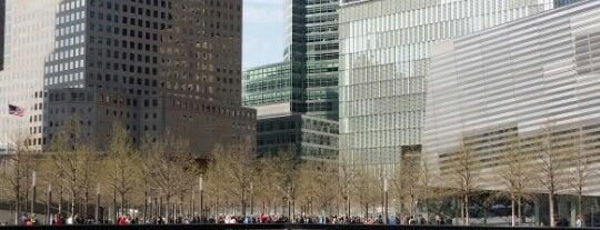 National September 11 Memorial & Museum is one of Nova York.