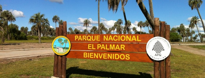 Parque Nacional El Palmar is one of Peterさんのお気に入りスポット.