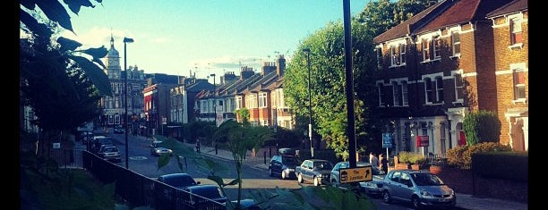 Tufnell Park is one of London's Neighbourhoods & Boroughs.
