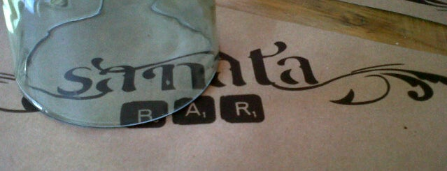 Sanata Bar is one of Milongas.