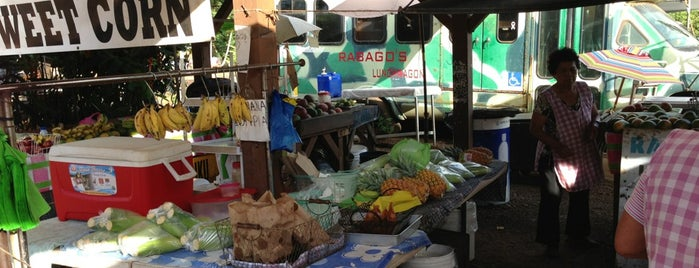 Kahuku Land Farms Fruit Stand is one of Adventures in O'ahu.