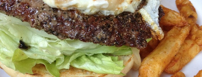 J.S. BURGERS CAFE 原宿店 is one of Restaurants in Brazil & Around the World.