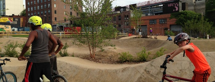 Brooklyn Bike Park is one of Lieux qui ont plu à IrmaZandl.