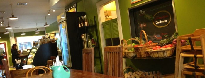 Homespun Foods is one of Tempat yang Disukai Erik.