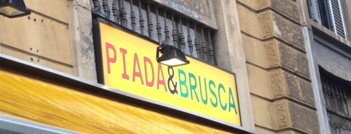 Piada&Brusca is one of localiMilano.