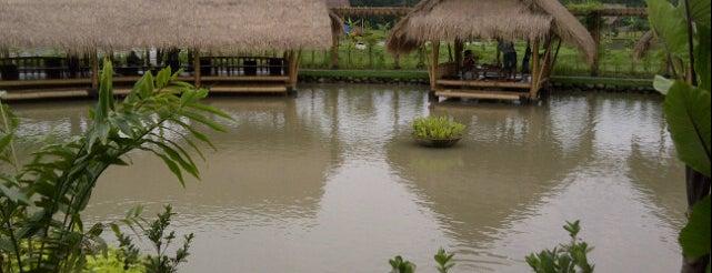 Gubug Makan Mang Engking is one of Yogyakarta.