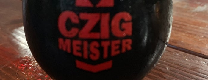 Czig Meister Brewery is one of New Jersey Breweries.