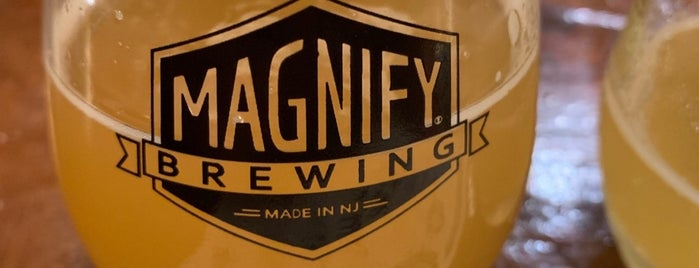 Magnify Brewing is one of Orte, die Cole gefallen.