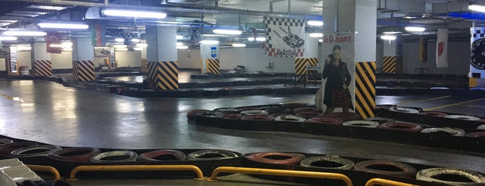 Maltepe Go-kart is one of Locais curtidos por BuRcak.