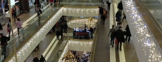 Galeria Shopping Mall is one of Russia.