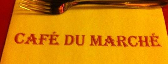 Café du Marché is one of Le VIIe c'est trop bien !.