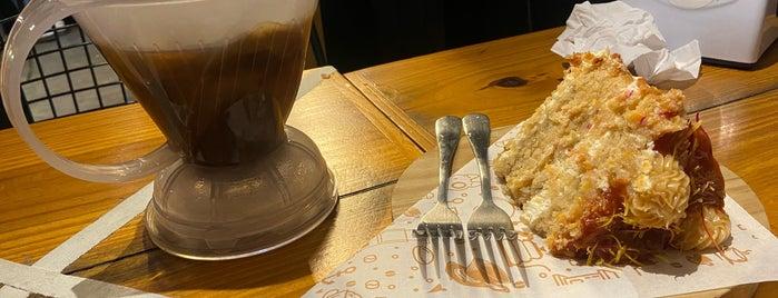 Chapelatto Coffee Shop is one of Vegan Natal RN.