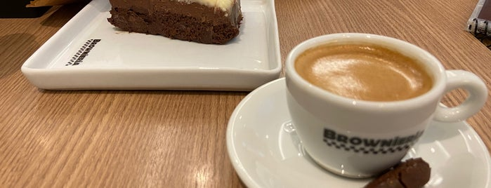 Brownieria is one of Shopping RioSul Parte 2.