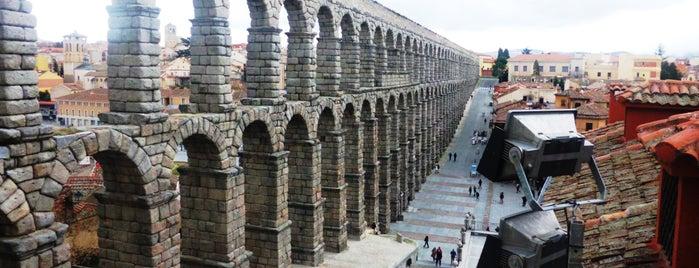 Museo de Segovia is one of segovia.
