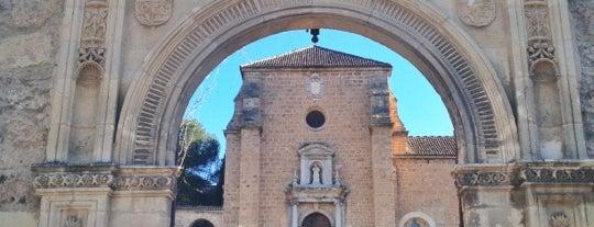 Monasterio de la Cartuja is one of Granada.