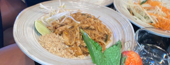 THEP Thai Restaurant is one of try.