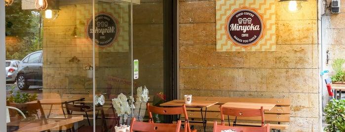 Minyoka Coffee is one of Can : понравившиеся места.