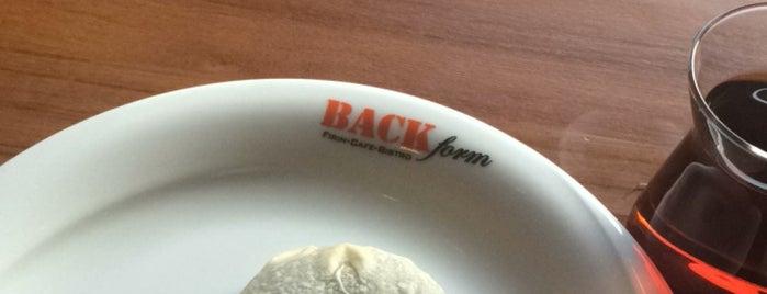 Backform Fırın & Cafe is one of İzmir2.