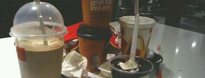 McDonald's is one of Yemeek zamanii 😋.