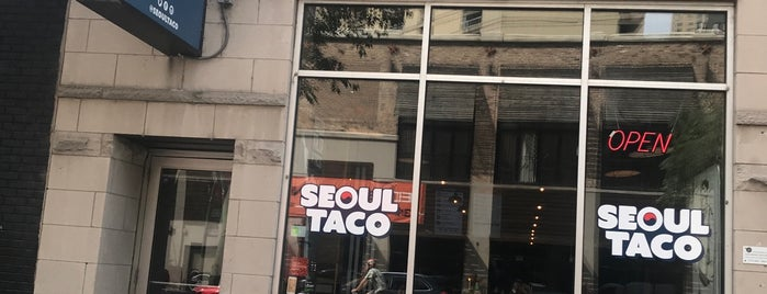 Seoul Taco is one of Chicago trips.