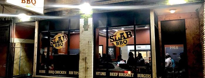 The Original Slab BBQ is one of Tempat yang Disimpan Joey.