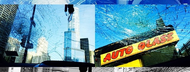 Aaron Auto Glass is one of Lugares guardados de Amanda.