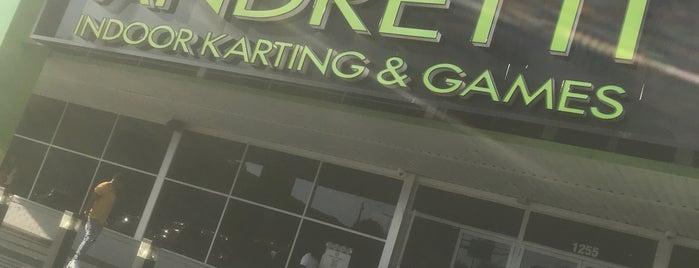 Andretti Indoor Karting & Games is one of Atlanta, GA.