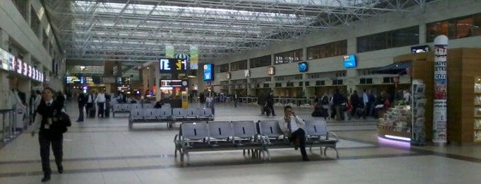 Antalya Havalimanı (AYT) is one of Airports in Turkey.