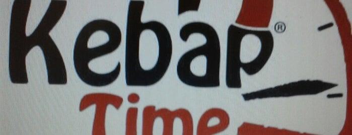 Kebap Time Restaurant is one of fethiye.