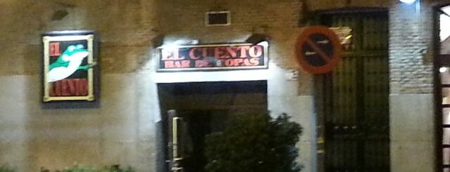El Cuento is one of Madrid.