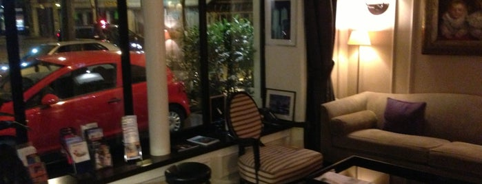 Hôtel Le Lavoisier is one of Thunder : понравившиеся места.