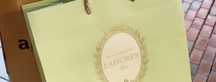 Ladurée is one of Rashu-2017.