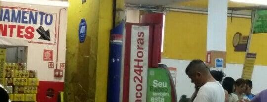 Supermercados Paraná is one of Orte, die Luiz gefallen.