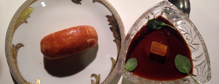 Quique Dacosta is one of World's 50 Best Restaurants 2015.