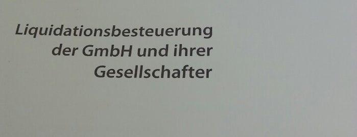 Info-Steuerseminar GmbH is one of Orte, die Markus gefallen.
