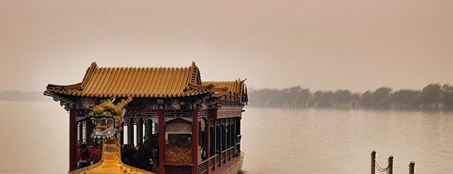 Kunming Lake is one of Tempat yang Disukai MAC.
