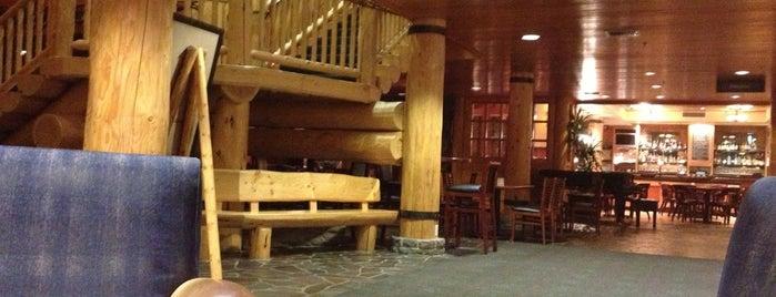 Hudsons Bar & Grill is one of สถานที่ที่ Rod ถูกใจ.
