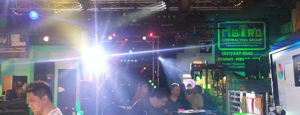 Metro Sound & Lighting Inc is one of Tempat yang Disimpan Steve.