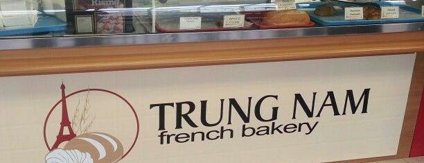 Trung Nam French Bakery is one of Twin Cities.