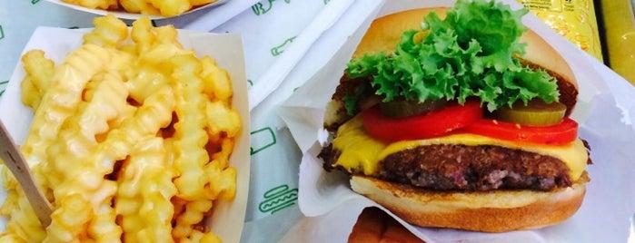 Shake Shack is one of Yaşasın Yemek Yemek!.