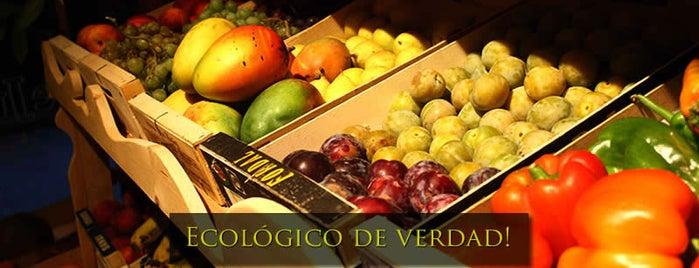 Beorganic Tienda Ecológica is one of Joanne'nin Kaydettiği Mekanlar.