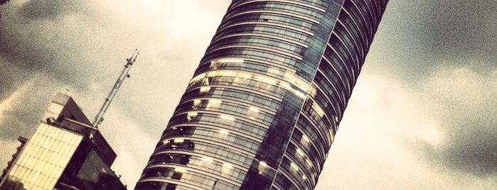 The St. Regis Mexico City is one of Rascacielos en la Ciudad de México..
