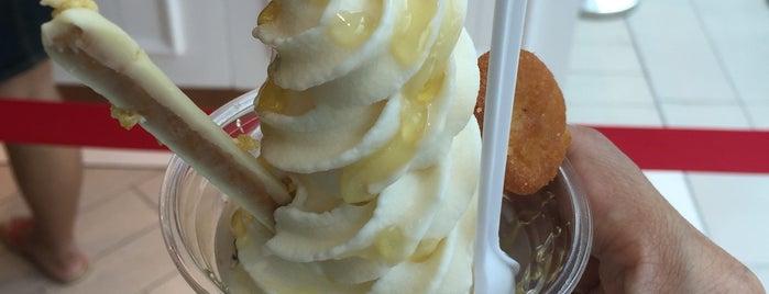 Milk & Honey - Artisan Yogurt & Dessert Bar is one of Shawnさんのお気に入りスポット.
