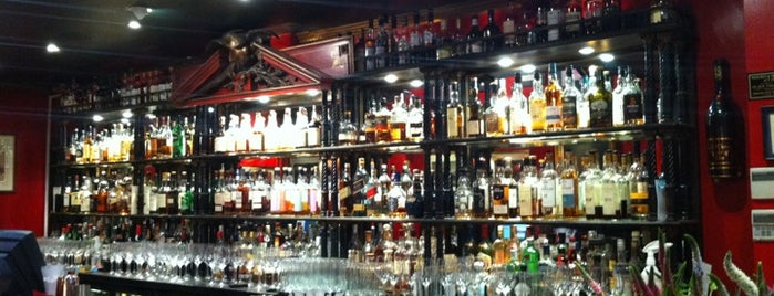 Boisdale of Belgravia is one of BarChick's Best Bars for Smoking.