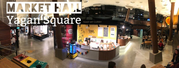 Market Hall is one of Nate & Claire 님이 좋아한 장소.